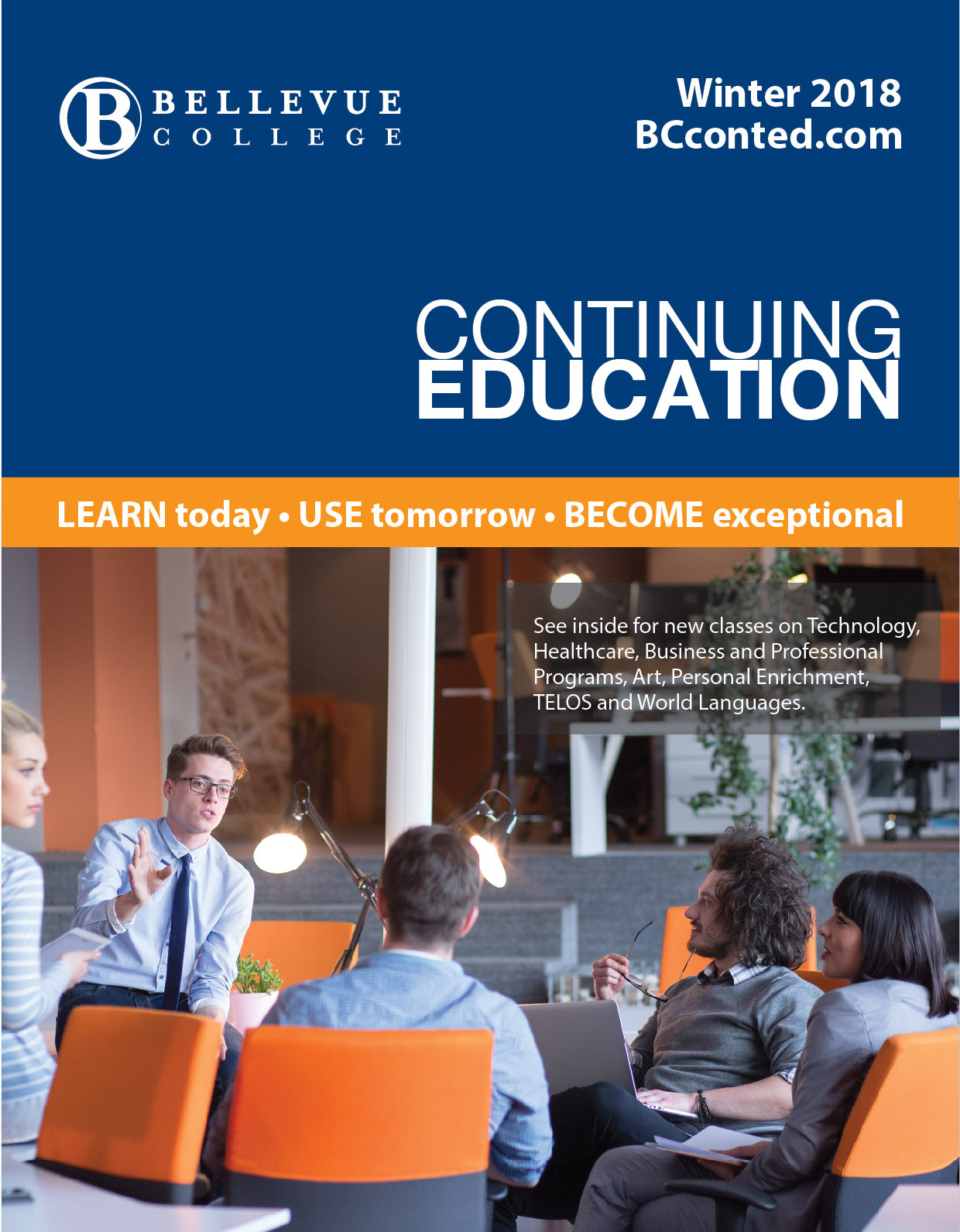 Bellevue College Continuing Education