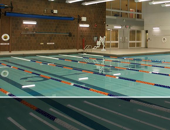 Borough of Manhattan Community College Community Swim Program